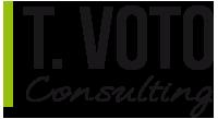 T Voto Consulting Logo